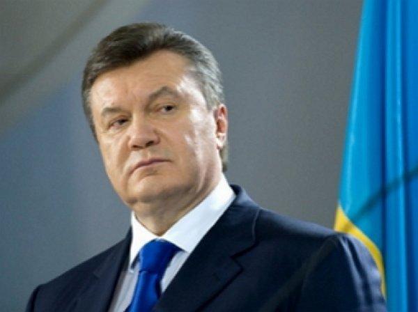 Янукович попросил об очной ставке с Порошенко и Яценюком