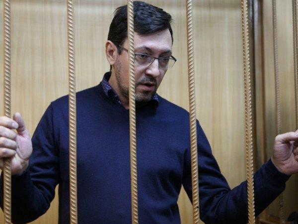 Националист Александр Поткин получил 7,5 лет тюрьмы