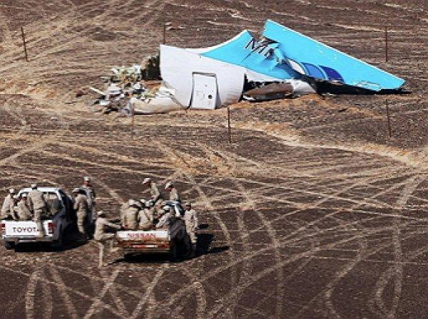 Власти Египта: организатор взрыва российского самолета над Синаем убит