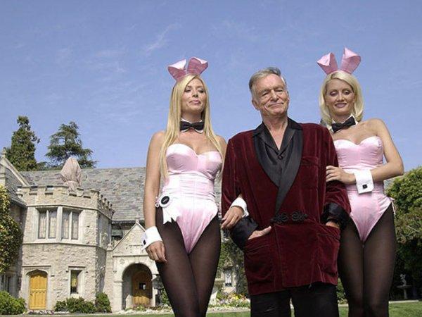 Особняк основателя Playboy Хью Хефнера продан за  млн (ФОТО)