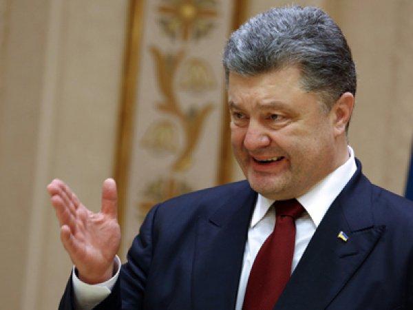 Порошенко: Путин хочет сделать Украину частью Российской Империи