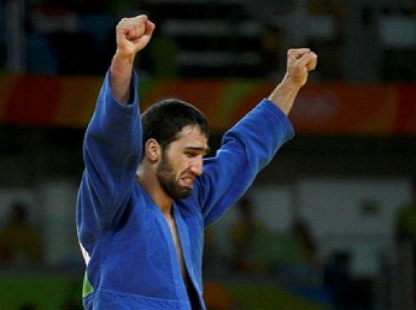 Дзюдоист Халмурзаев завоевал третье золото Игр-2016