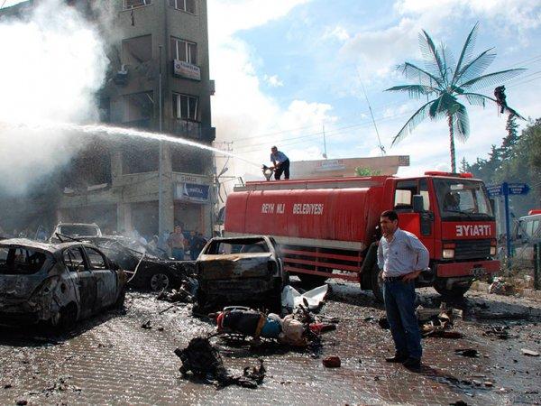 СМИ: жертвами взрыва в Турции стали 9 человек, пострадали 64