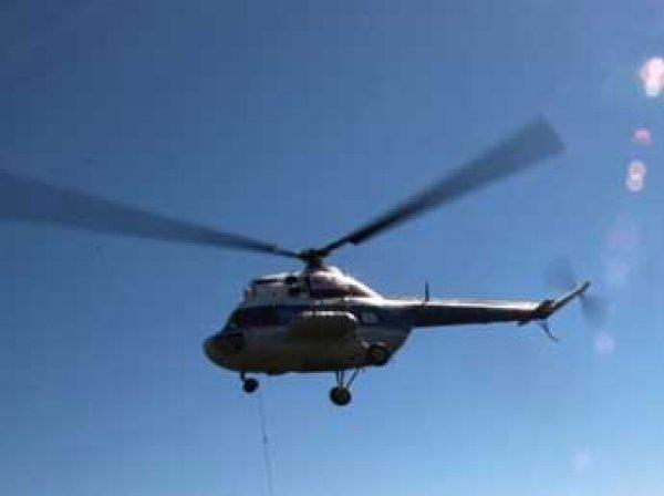 На Кубани вертолет Ми-2 разбился во время перегона после покупки, есть жертвы