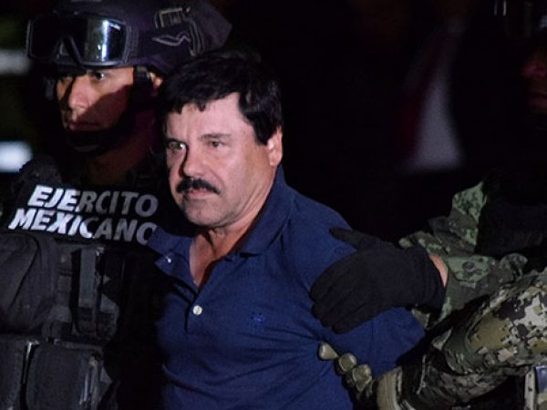 В Мексике похитили сына наркобарона Коротышки