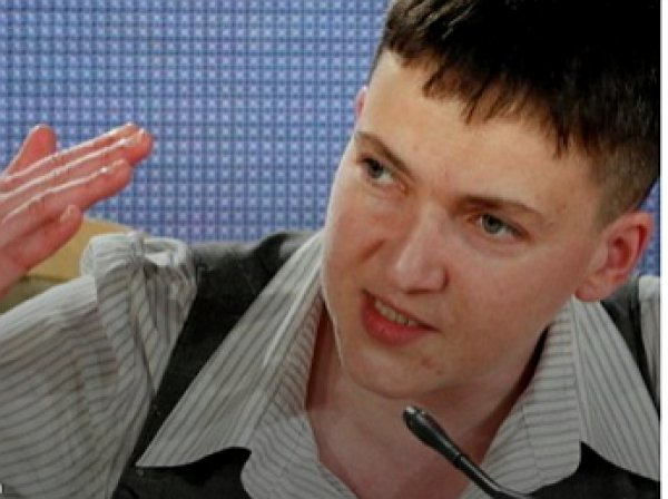 """""""Пора заканчивать этот бардак"""": Савченко призвала Киев прекратить военные действия на востоке Украины"""