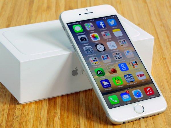 Владельцы iPhone 6 пожаловались на серьезные проблемы