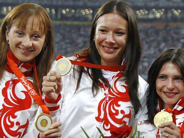 """Российских легкоатлетов лишили """"золота"""" в эстафете 4х100 метров Олимпиады-2008"""