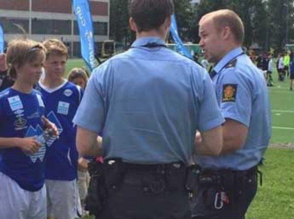 На детском турнире в Норвегии российские футболисты избили соперников
