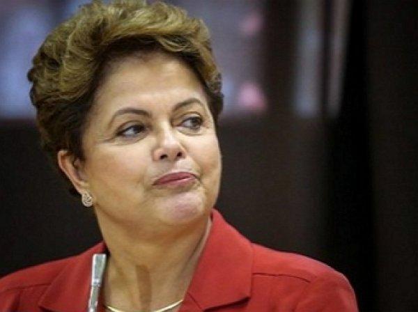 Президента Бразилии Дилму Руссеф отстранили от должности