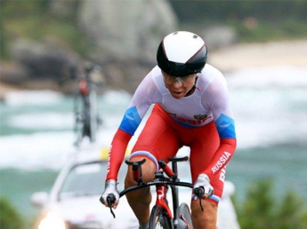 Велогонщица Забелинская завоевала серебро на Олимпиаде-2016 в Рио