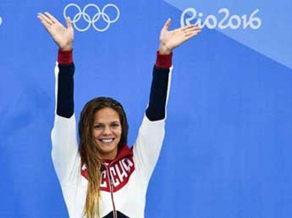 Пловчиха Ефимова объяснила неудачи российской сборной