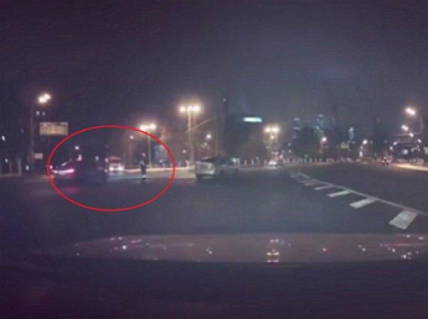 Московская полиция ищет дерзкого дрифтера на BMW