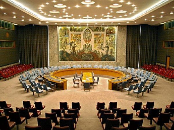 Украина намерена созвать Совбез ООН из-за ситуации в Крыму