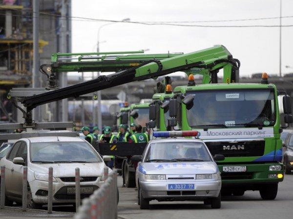 В России с 1 сентября изменятся цены на эвакуацию автомобилей