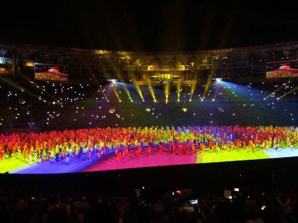 Открытие Олимпиады в Рио 2016 в Рио: трансляция онлайн, смотреть по какому каналу? (ВИДЕО)