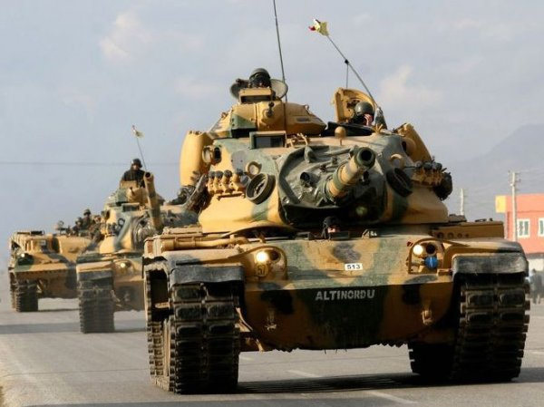 Новости Сирии сегодня, 24 августа 2016: турецкие танки после массированного обстрела вошли в Сирию (ВИДЕО)
