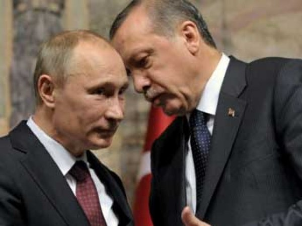 Эрдоган признался в дружбе с Путиным и анонсировал визит в Москву