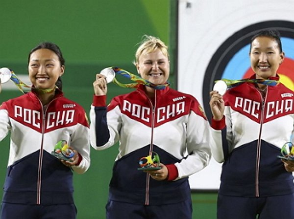 Олимпиада в Рио-де-Жанейро 2016: Впервые в истории российские лучницы завоевали серебро
