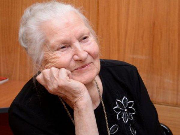 Скончалась первая олимпийская чемпионка СССР Нина Пономарева (ФОТО)