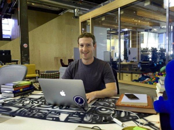 Марк Цукерберг обнародовал ФОТО встречи с Папой Римским