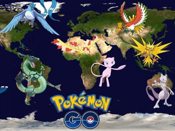 Покемон Го: геймер совершил путешествие по миру, чтобы поймать всех покемонов в Pokemon Go (ВИДЕО)
