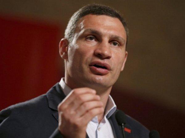 """Кличко сравнил Украину со """"спящим слоном"""", который содрогнет всю Европу"""