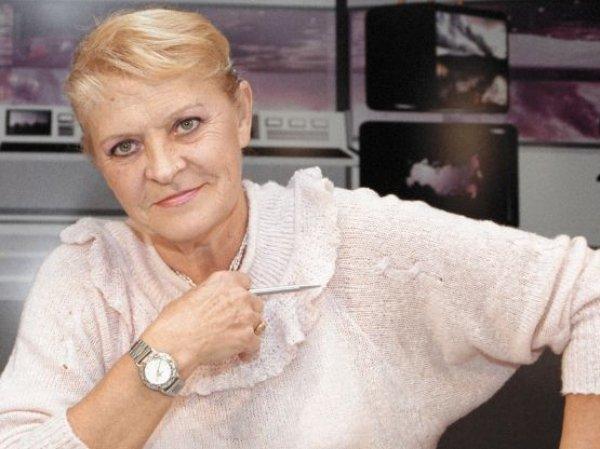Умерла легендарная чемпионка мира и Европы по баскетболу, комментатор Нина Еремина