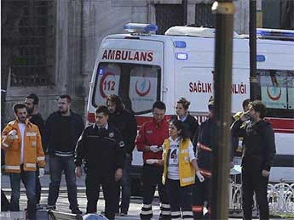 В Турции взорвали отделение полиции: есть жертвы
