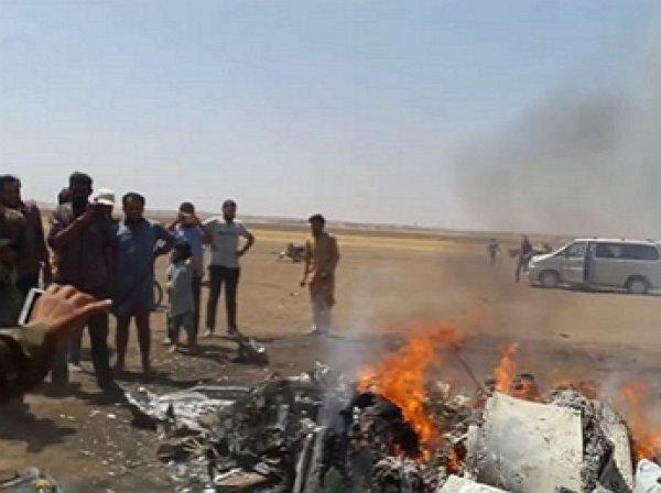 СМИ: Тела россиян со сбитого Ми-8 захватила сирийская группировка