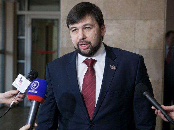 В ДНР предупредили об угрозе возобновления боев в Донбассе