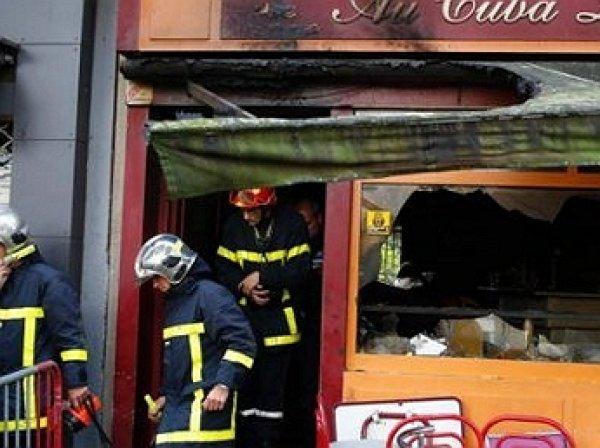 Страшный пожар в Руане, унесших жизни 13 человек, произошел из-за свечей на торте