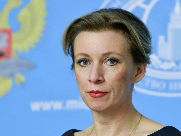 """Мария Захарова обвинила Reuters в написании """"заказного портрета"""" Крыма"""