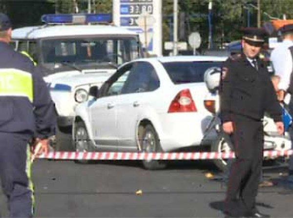 ИГИЛ взяла на себя ответственность за нападение на пост ДПС в Подмосковье