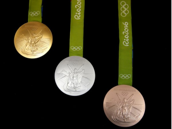 Олимпиада 2016 в Рио: медальный зачет, турнирная таблица на 14 августа 2016