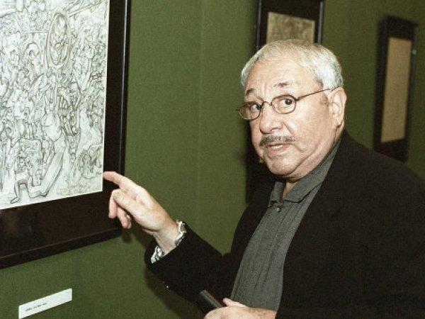 Скульптор Эрнст Неизвестный умер в США (ФОТО)