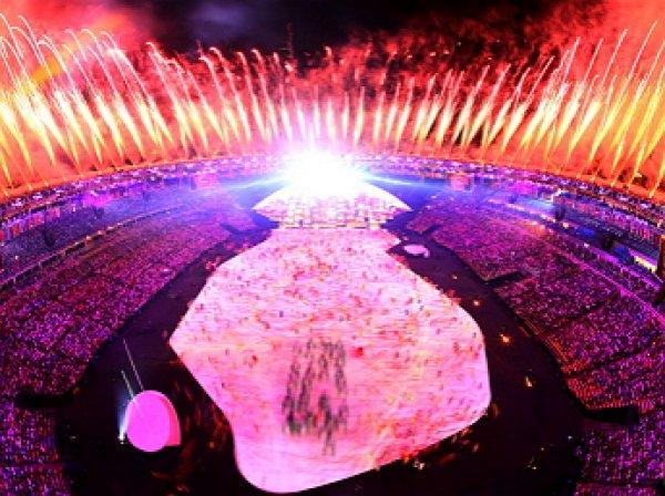 Открытие Олимпиады 2016 в Рио: российская сборная торжественно прошествовала на параде спортсменов (ВИДЕО)