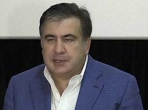 Пьяный Саакашвили рассказал, как Украина помогала ему в нападении на Южную Осетию