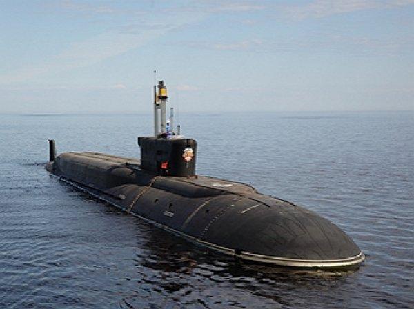 Атомная подлодка ВМС США столкнулась с кораблём снабжения