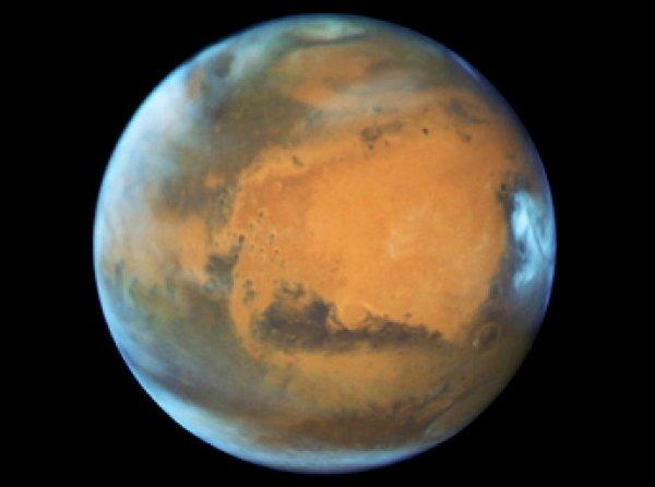 Ученые выяснили, какой на вкус и запах была вода на Марсе