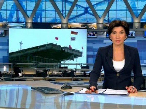 """СМИ сообщили, кто заменит Ираду Зейналову в кресле ведущего программы """"Время"""" (ФОТО)"""