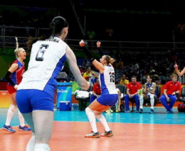 Волейбол, Олимпиада 2016, женщины, Россия - Сербия: счет 0:3 отправил россиянок домой (ВИДЕО)