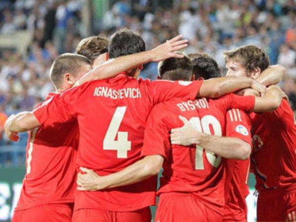 Состав сборной России по футболу под руководством Черчесова на матч с Турцией уже известен