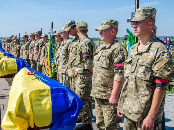 ВСУ несут катастрофические потери под Горловкой: украинский журналист рассказал правду об АТО на Донбассе