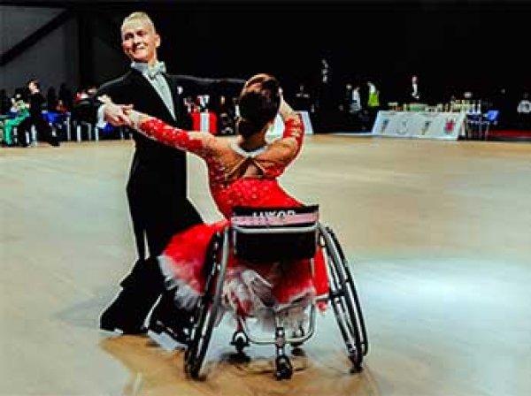 Международный комитет запретил награждать россиян на Кубке мира по танцам на колясках