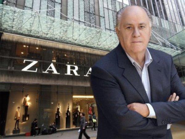 Основатель Zara обогнал Билла Гейтса в рейтинге миллиардеров Forbes