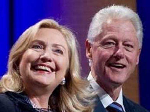 Билл Клинтон рассказал о причинах проблем со здоровьем жены