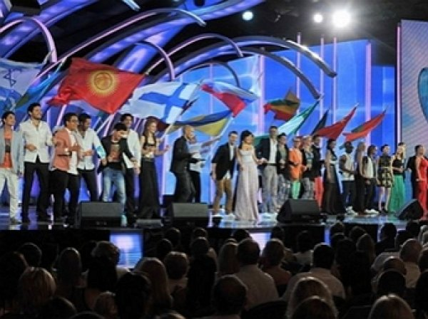 """""""Новая волна"""" 2016 в Сочи: смотреть открытие конкурса можно в Сети (ВИДЕО)"""