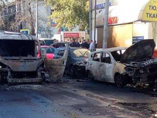 Нападение на инкассаторов в Москве 8 сентября 2016: очевидцы сняли налет на ВИДЕО