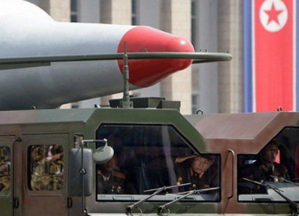 КНДР испытала самую мощную атомную бомбу в своей истории